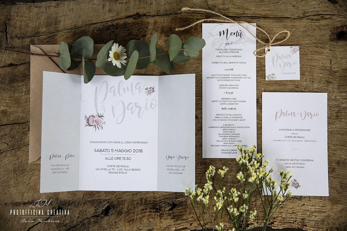 Busta Matrimonio Toscana : Palma e dario mugga design